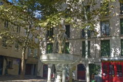 Fontaine à ceret