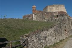 Une vue du du Fort Lagarde
